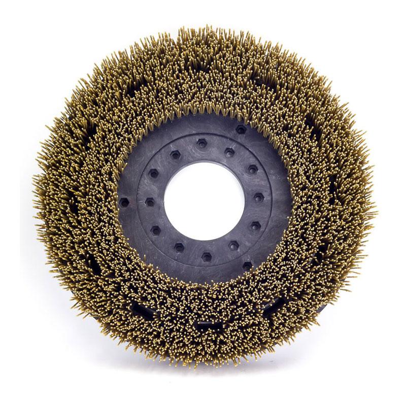 Cepillos abrasivo amarillo – Grano 46