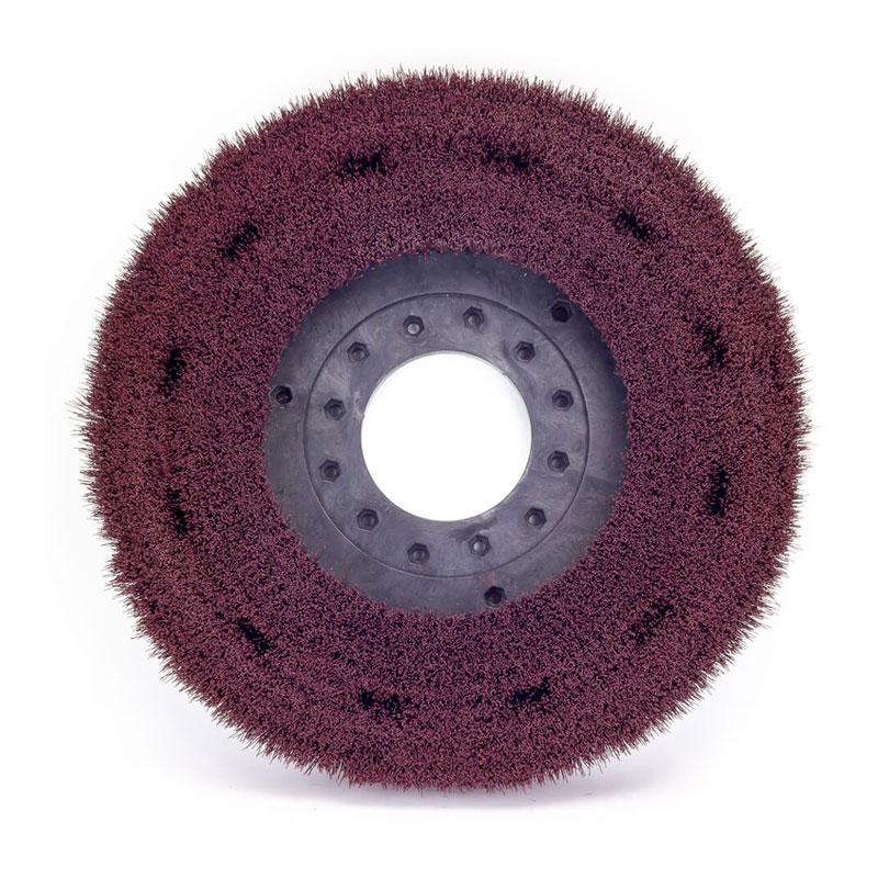 Cepillos abrasivo rojo – Grano 500