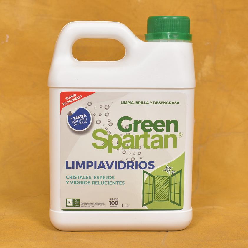 LIMPIAVIDRIOS – Limpia, Abrillanta y Desengrasa